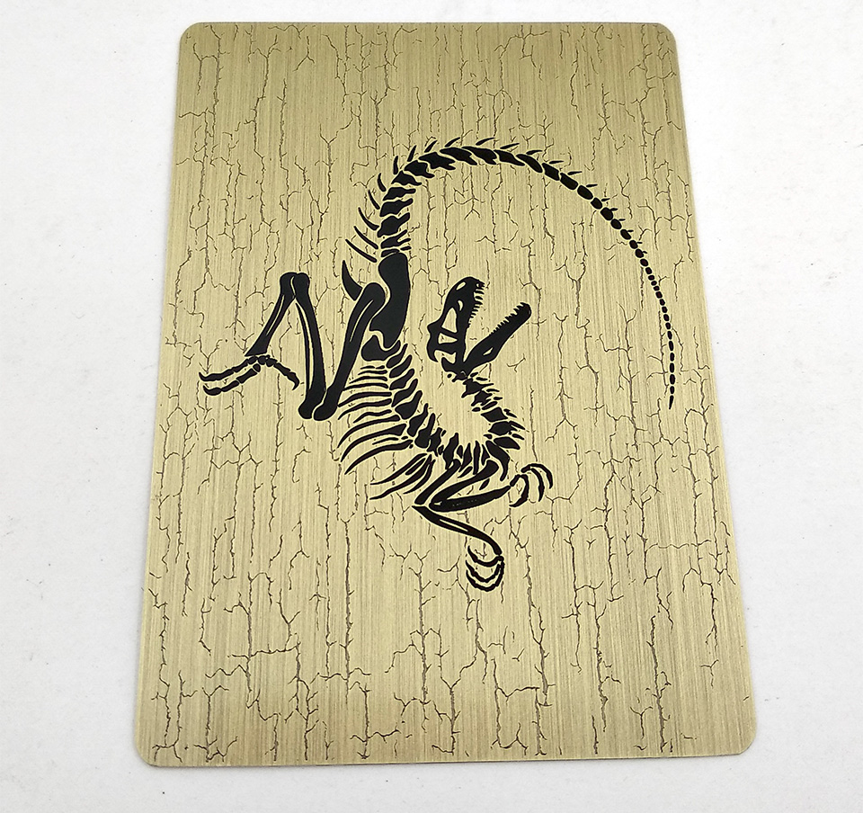 Jurassic Playing Cards