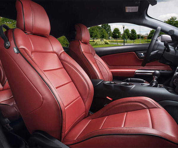 Katzkin Leather Car Seats