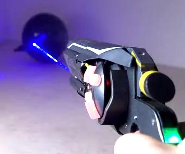 Cyberpunk 2077 Laser Gun