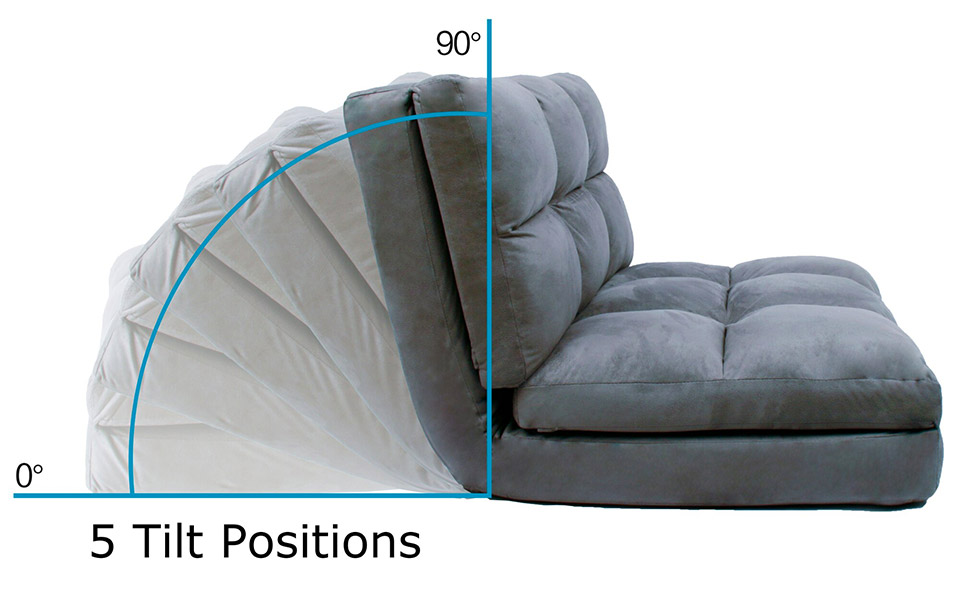 Loungie Flip Chair