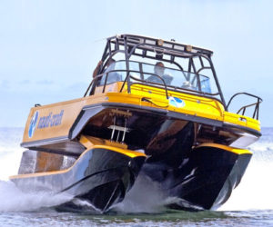 Nauti-Craft Marine Suspension
