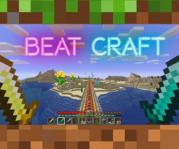 Minecraft Beat Saber