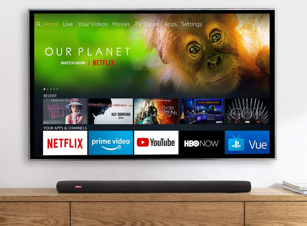 Nebula Fire TV Soundbar