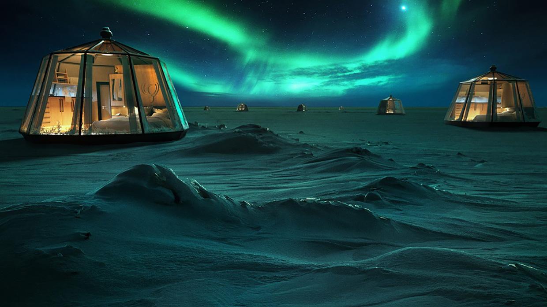 North Pole Igloos