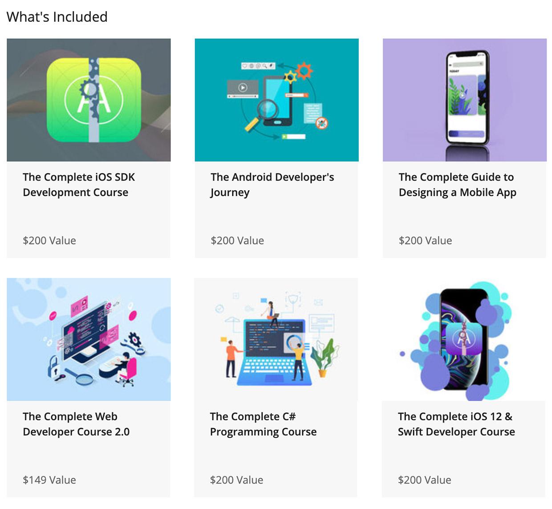 Web/Mobile App Developer Training