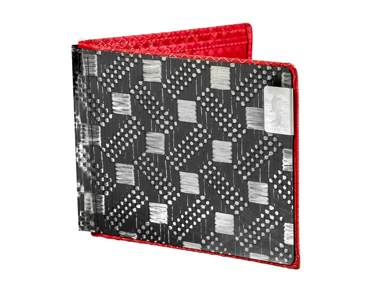 Roswell Carbon Fiber Wallet