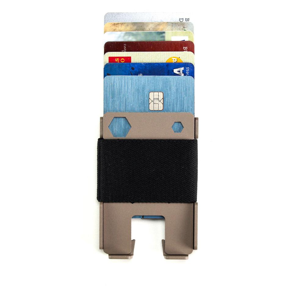 Rugged Material Ranger Wallet