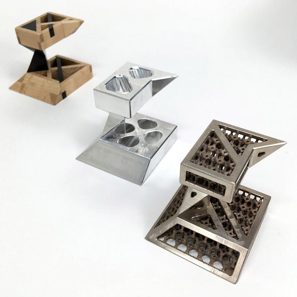 Sideways Cube Puzzle