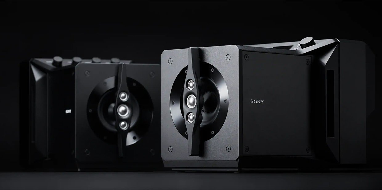 Sony SA-Z1 Speakers