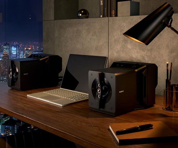 Sony SA-Z1 Speakers