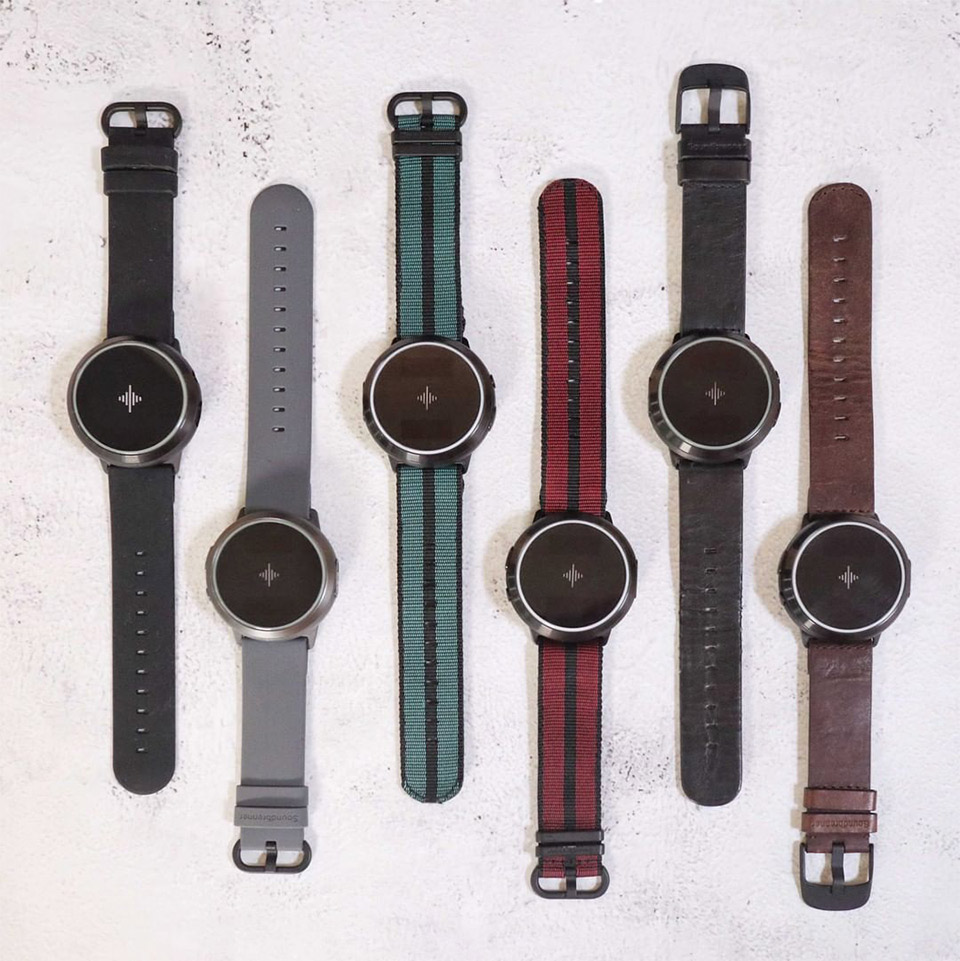 Soundbrenner Core Watch