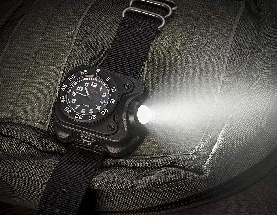 SureFire 2211 WristLight Watch