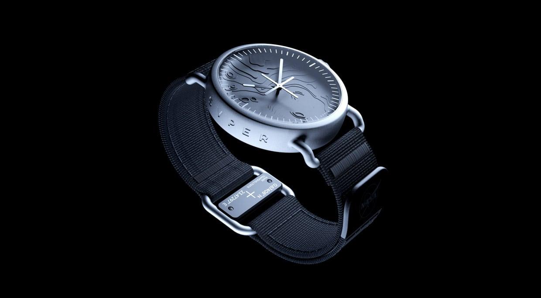 SVPER 11 Moon Landing Watch