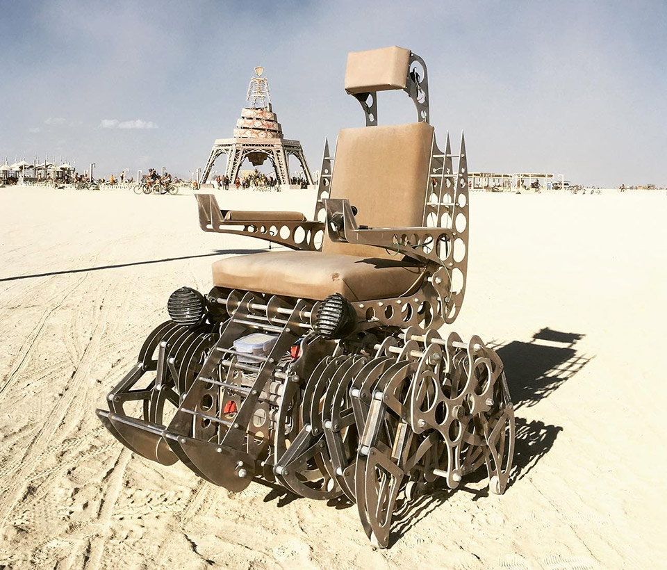 The Walking Chair