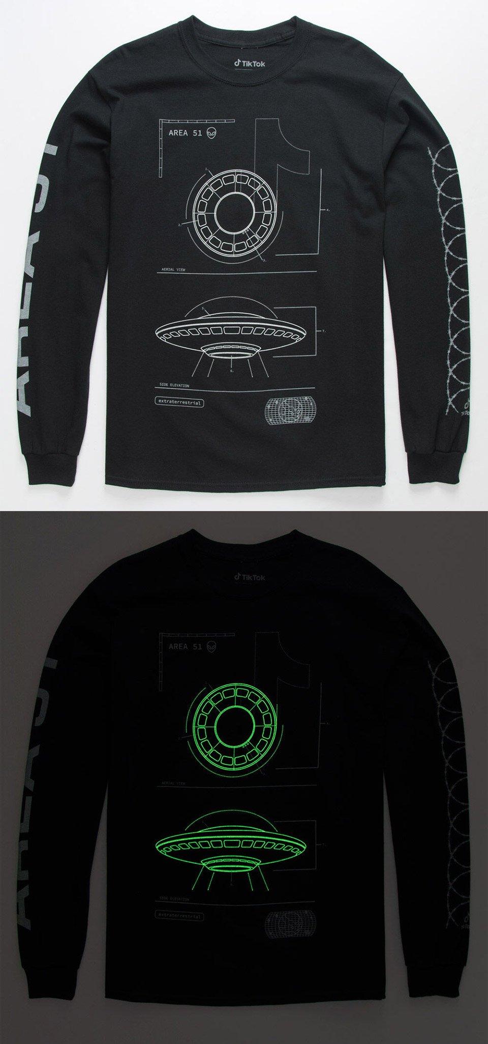 TikTok x Area 51