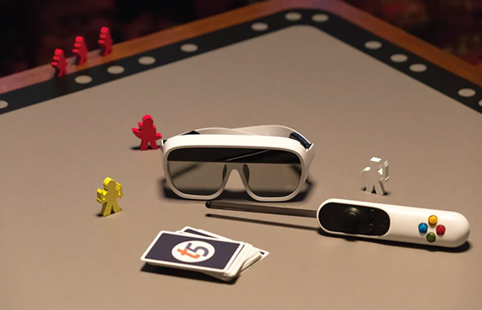 Tilt Five AR Gaming System