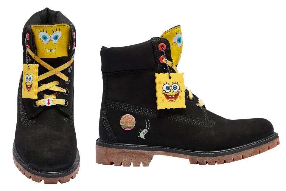 Timberland x Spongebob WP Boot