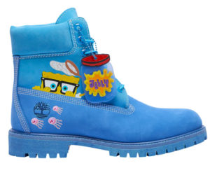 Timberland x Spongebob WP Boot