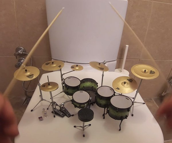 System of a Tiny Drum