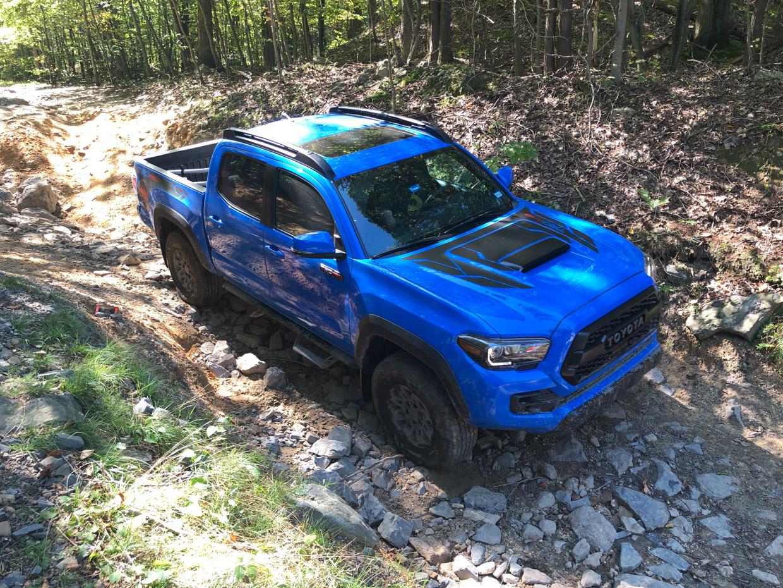 Trail Trek Tour: Mid-Size Trucks