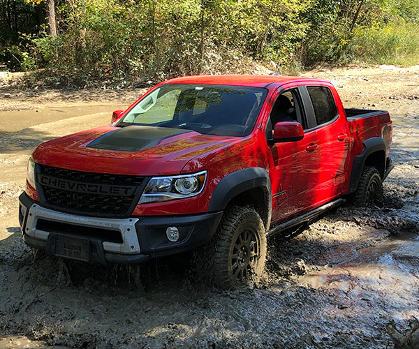 Trail Trek Tour: Mid-Size Trucks