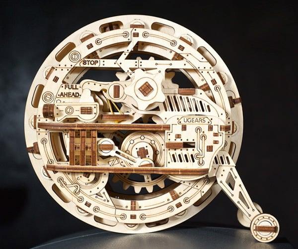 Ugears Monowheel Model