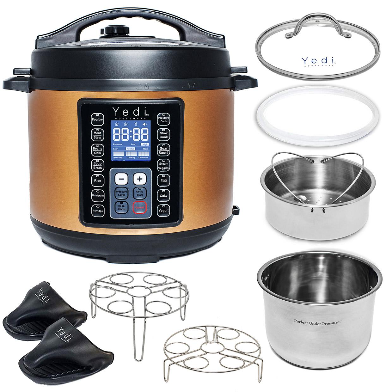 Yedi Programmable Pressure Cooker