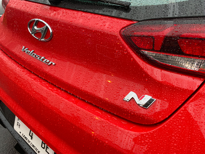 Driven: 2019 Hyundai Veloster N