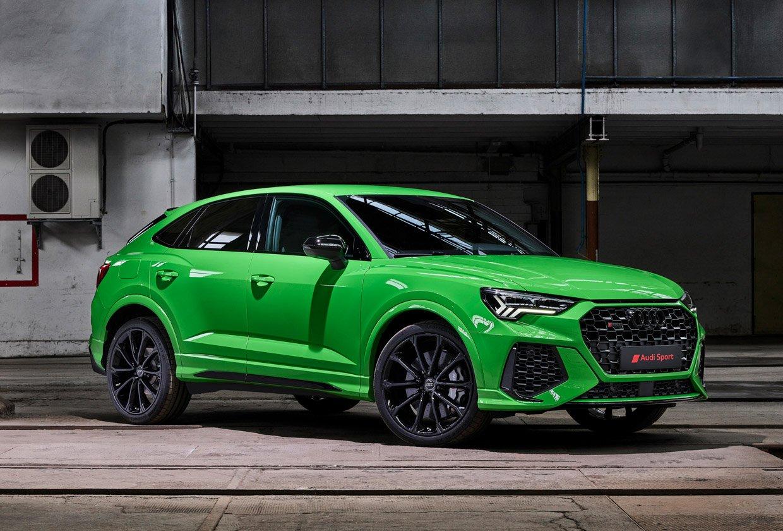 2020 Audi RS Q3 / RS Q3 Sportback