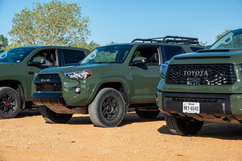 Why We Love TRD Pro Trucks