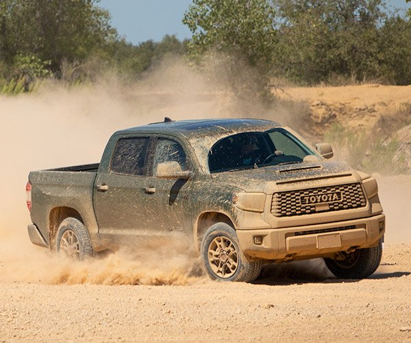 Why We Love TRD Pro Trucks