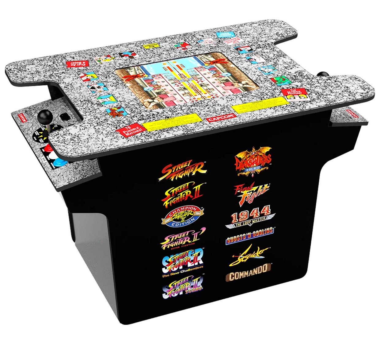 Head 2 Head Arcade Cabinets