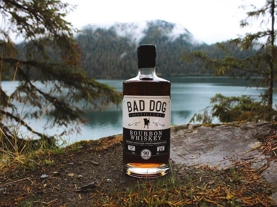 Bad Dog Bourbon Whiskey
