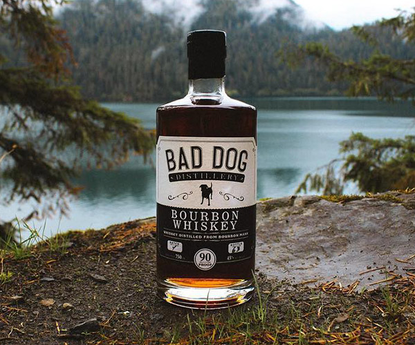 Bad Dog Bourbon Whiskey