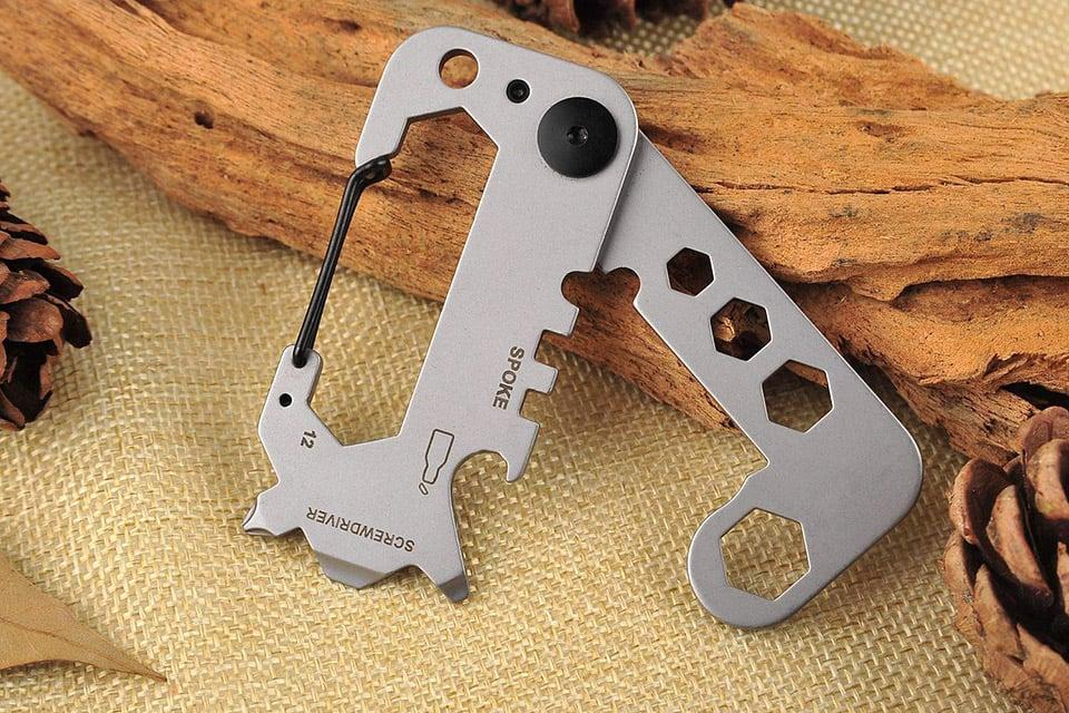 Canku C13 Carabiner Tool