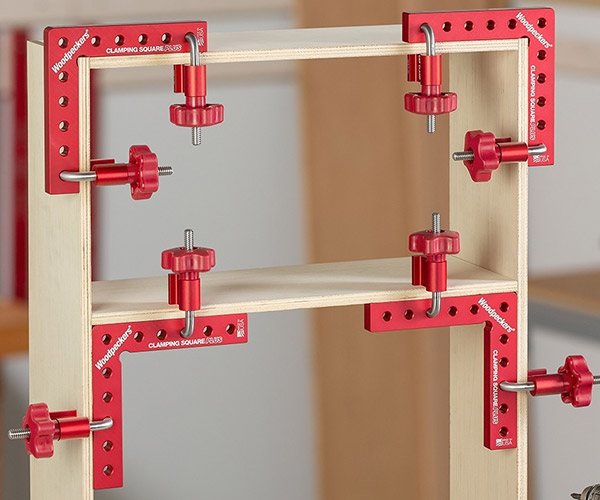 Clamping Square Plus Clamps