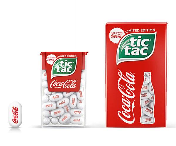 Coca-Cola x Tic Tac