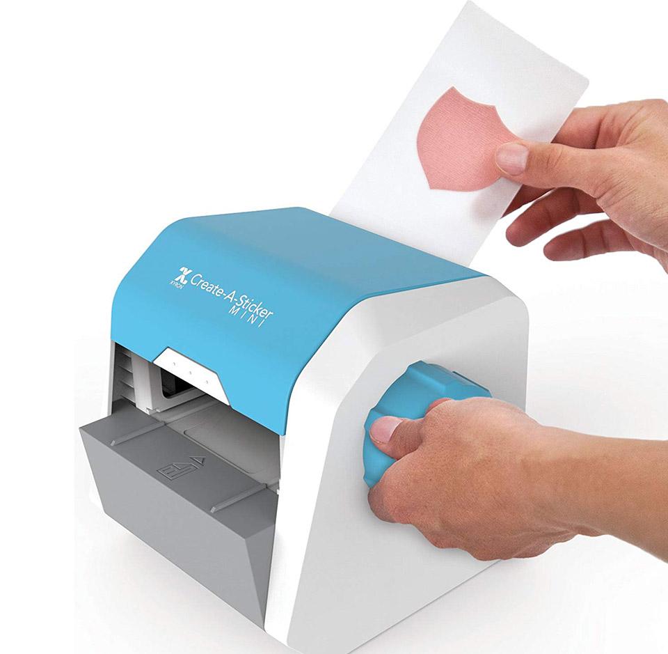 Create-a-Sticker Mini Machine