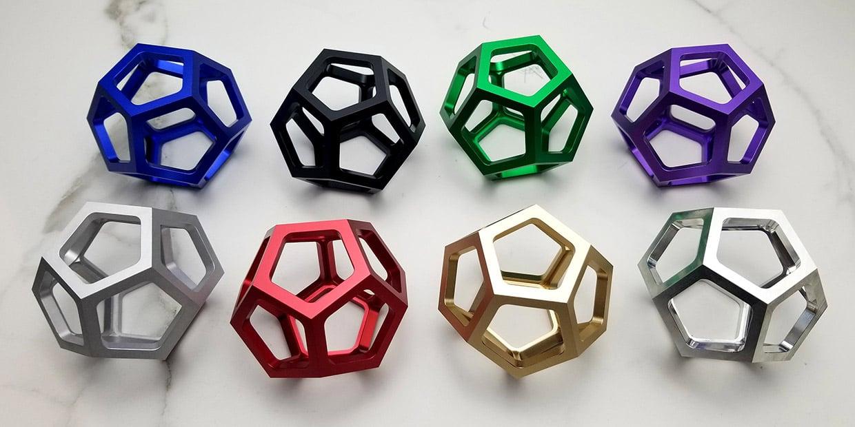da Vinci's Dodecahedron