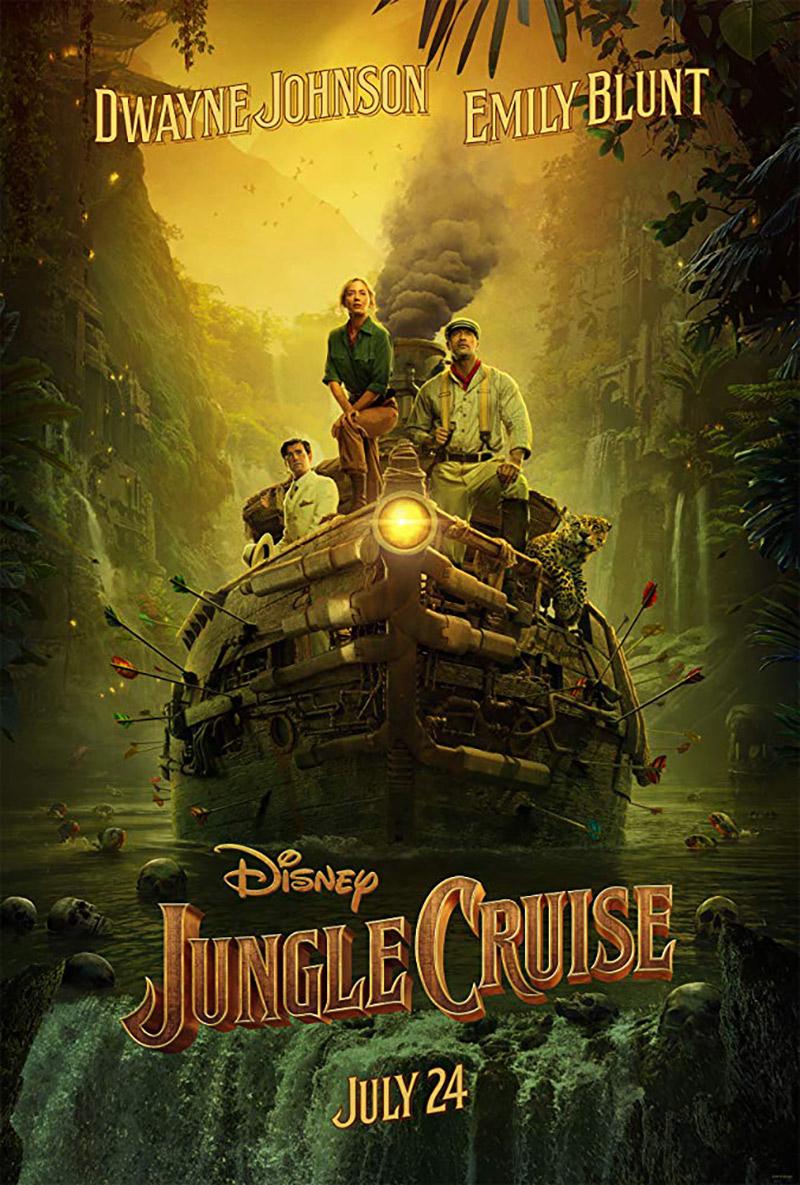 Disney's Jungle Cruise (Trailer)