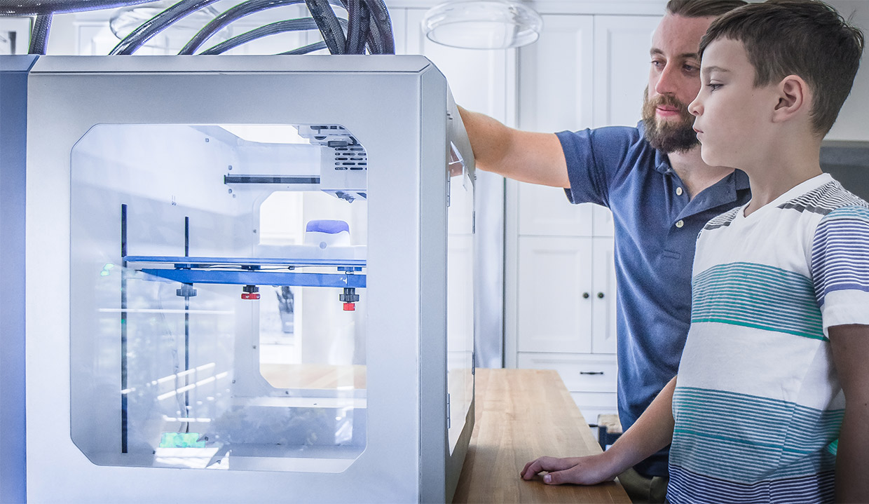 EFORGE Electronics 3D Printer