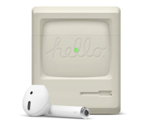 Retro Mac AirPods Case