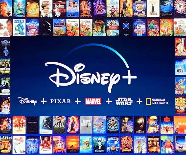 Everything Coming to Disney+