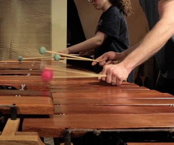 Everybody Wants to Rule the Marimba