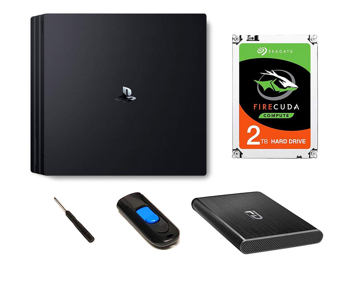 Fantom PS4 Hard Drive Upgrade Kit
