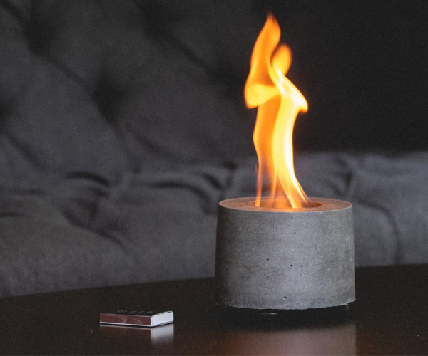 FLIKR Personal Fireplace