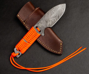 Forseti Explorer Survival Knife