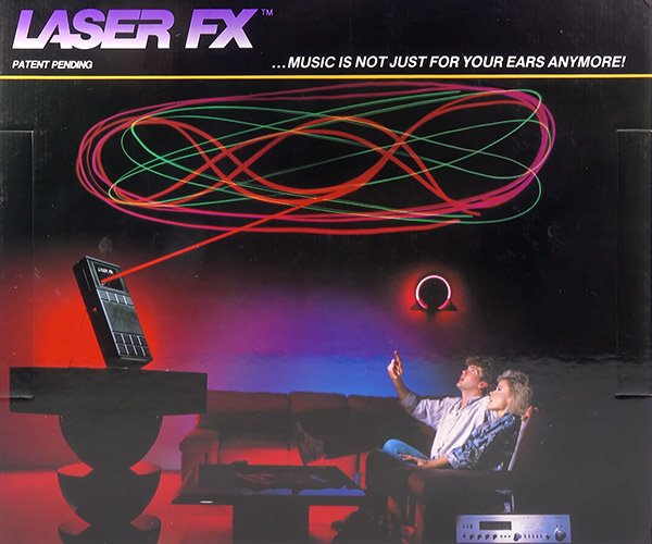 Retro Tech: LASER FX