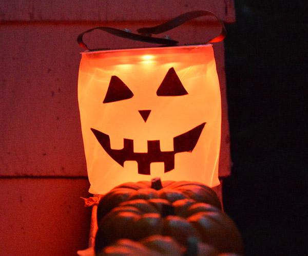 LuminAID Halloween Edition