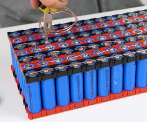 Building a Giant Battery Pack